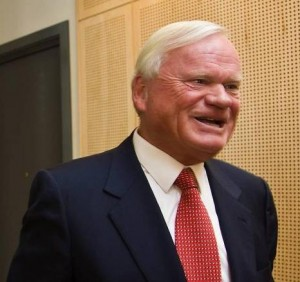 John Fredriksen, controlador da Seadrill