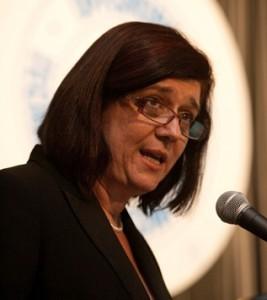 Magda Chambriard, diretora-geral da ANP