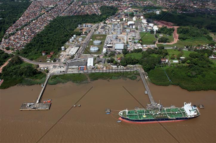 Resultado de imagem para Terminal Petroquímico de Miramar
