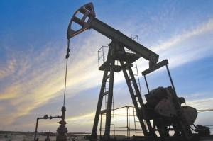 Poço de petróleo na Argentina