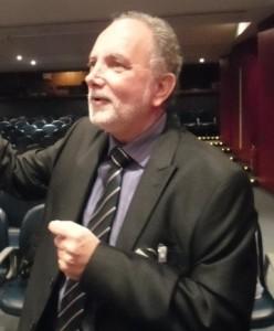 Paulo Gonçalves, coordenador de responsabilidade socioambiental e comunicação da Eletronuclear