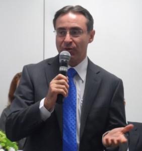 Antônio Guimarães, secretário executivo de Exploração e Produção do IBP. Foto: Rafael Godinho/Petronotícias