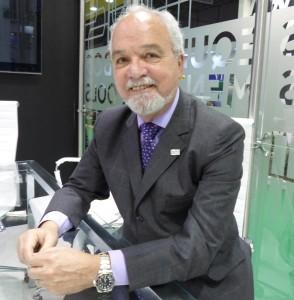 Carlos Mauricio, presidente da EBSE