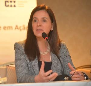Renata Baruzzi, presidente do CE-EPC.