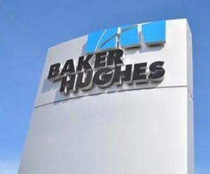 Baker Hughes sign
