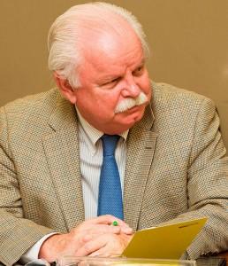 Antonio Muller, presidente da Abdan