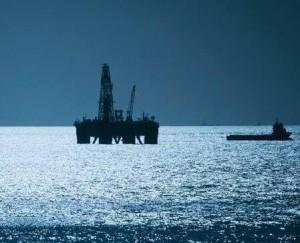 Plataforma de Petróleo e Gás