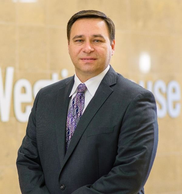 Carlos Leipner, vice-presidente da Westinghouse para a América Latina.