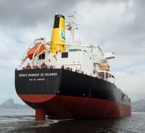 Entrega do navio Sérgio Buarque de Holanda