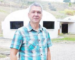Ricardo Vieira, do LCP do INPE